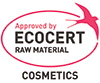 LOGO ECOCERT approved